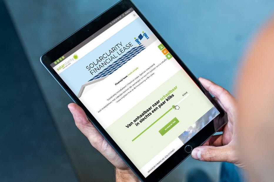 Flexibele B2B applicatie klaar voor de toekomst