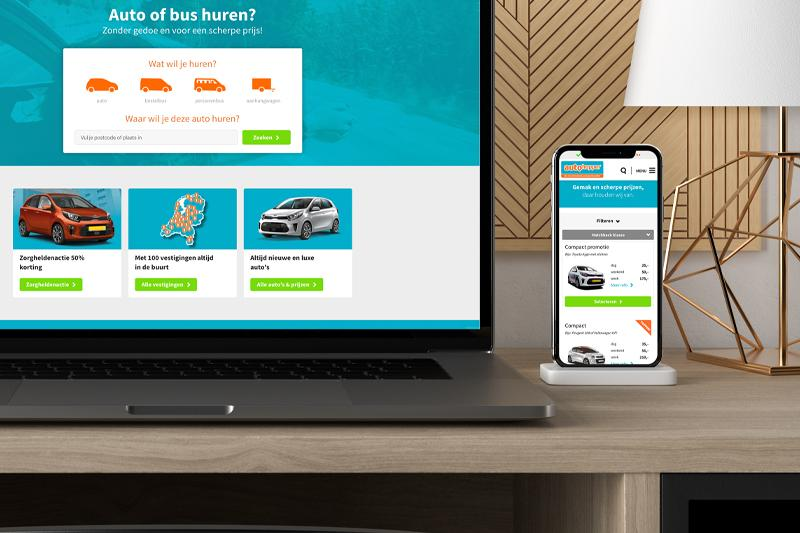 Bedrijfsgroei dankzij een slimme en effectieve website